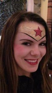 El Rancho Nuevo Wonder Woman
