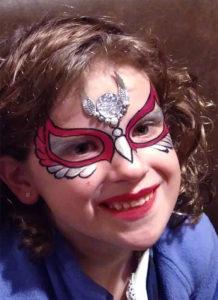 Face Painting Christmas heroin El Rancho Nuevo Cincinnati Ohio